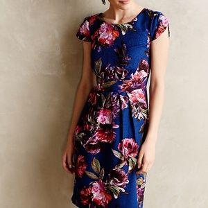 Moulinette Soeurs Rosado Sheath Dress